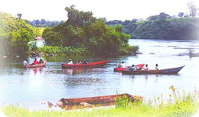 Nile River clipart uganda A  the Source the