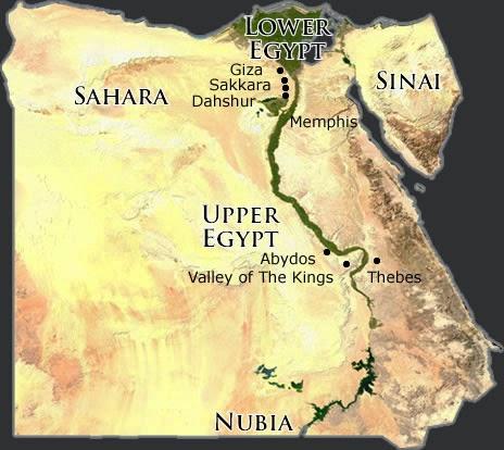Nile River clipart upper egypt Of Mr Nile January the