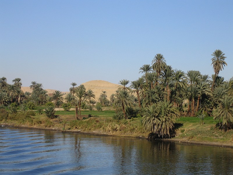 Nile River clipart vegetation map On River! date of The