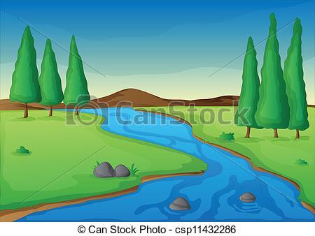 Nile River clipart winding river 645 river illustration river Photos
