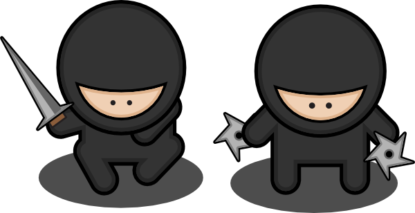 Ninja clipart Download on free clipart images