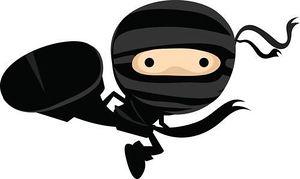 Ninja clipart Clipartfest Ninja clipart 40 com