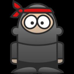 Ninja clipart Ninja Free Domain Cute Clip