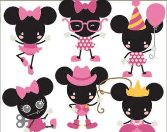 Ninja clipart mouse Girl Commercial Ninja Personal Commercial