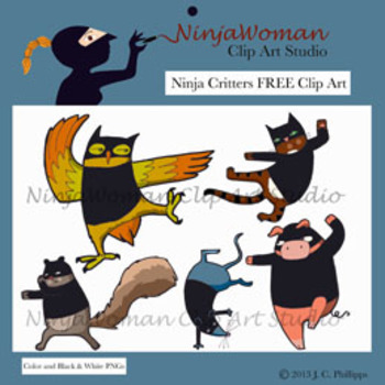 Ninja clipart mouse Mouse squirrel Critters Clip squirrel