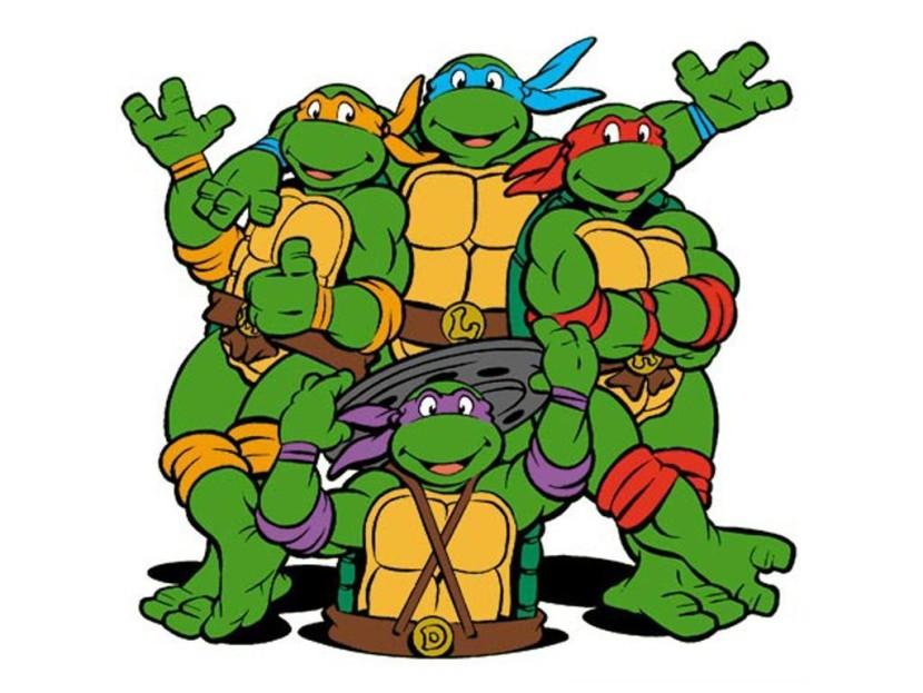 Ninja Turtles clipart Attack Mutant Ninja Clip Arcade