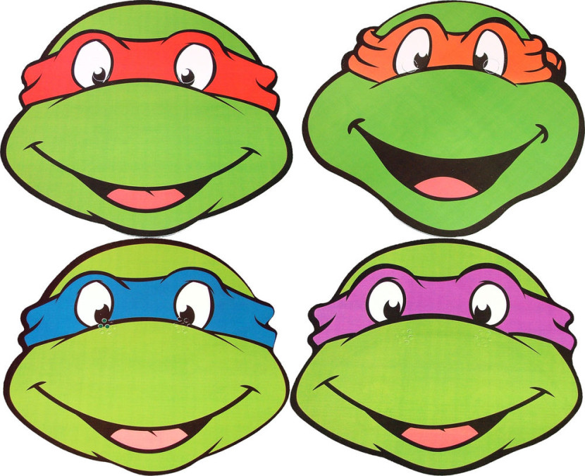 Mask clipart teenage mutant ninja turtle Mutant Best Turtle Art com