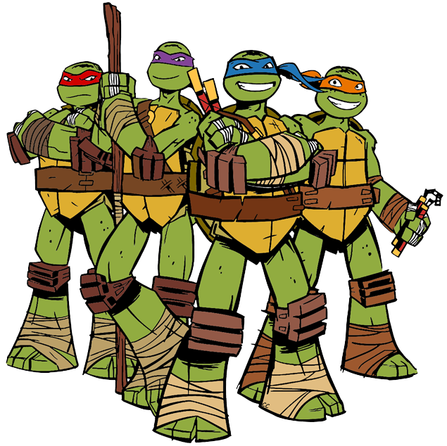 Ninja Turtles clipart Teenage Tennage Clip Mutant Art