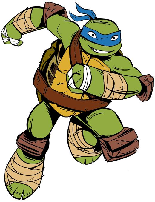 Ninja Turtles clipart Pizza Raphael Mutant Michelangelo Ninja