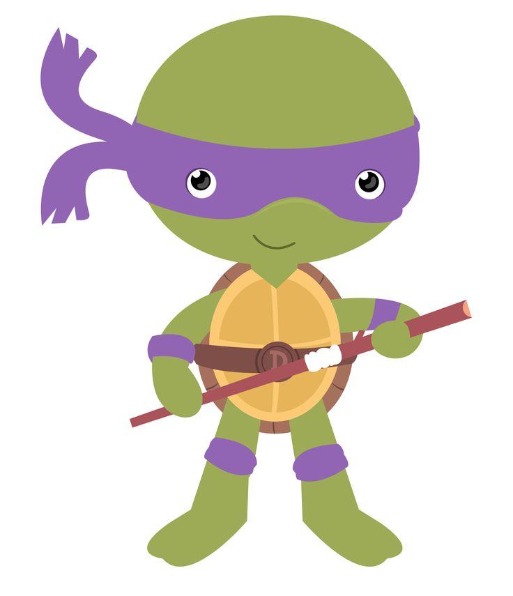 Ninja Turtles clipart animated Tartarugas png Minus on 25+