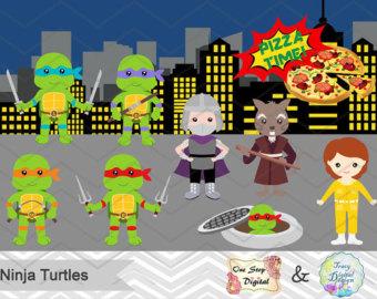 Ninja Turtles clipart baby sea turtle Turtles Ninja Turtle Ninja Turtle