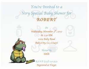 Ninja Turtles clipart baby shower Baby ideas shower Pinterest more