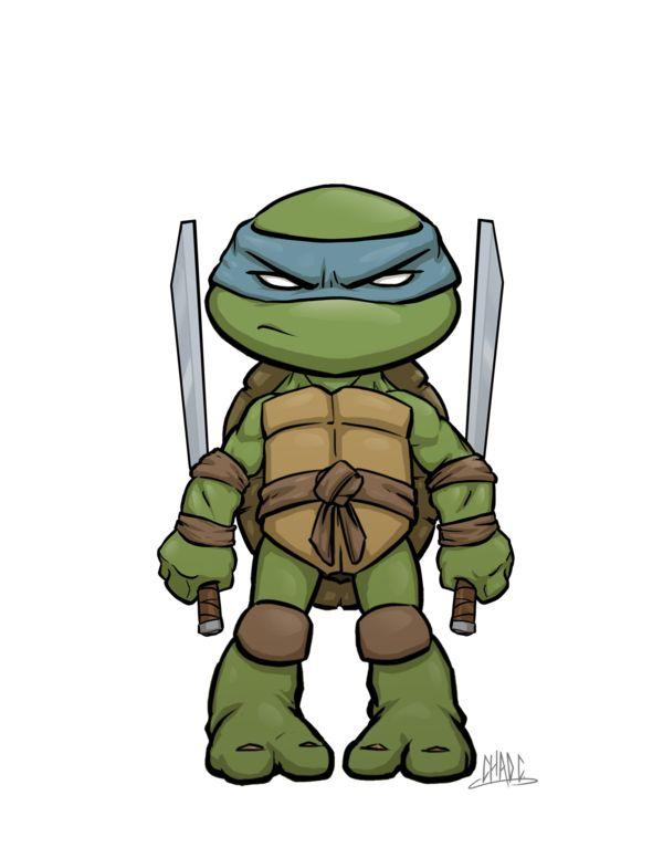 Ninja Turtles clipart cartoon Ninja tattoos 25+ Más on