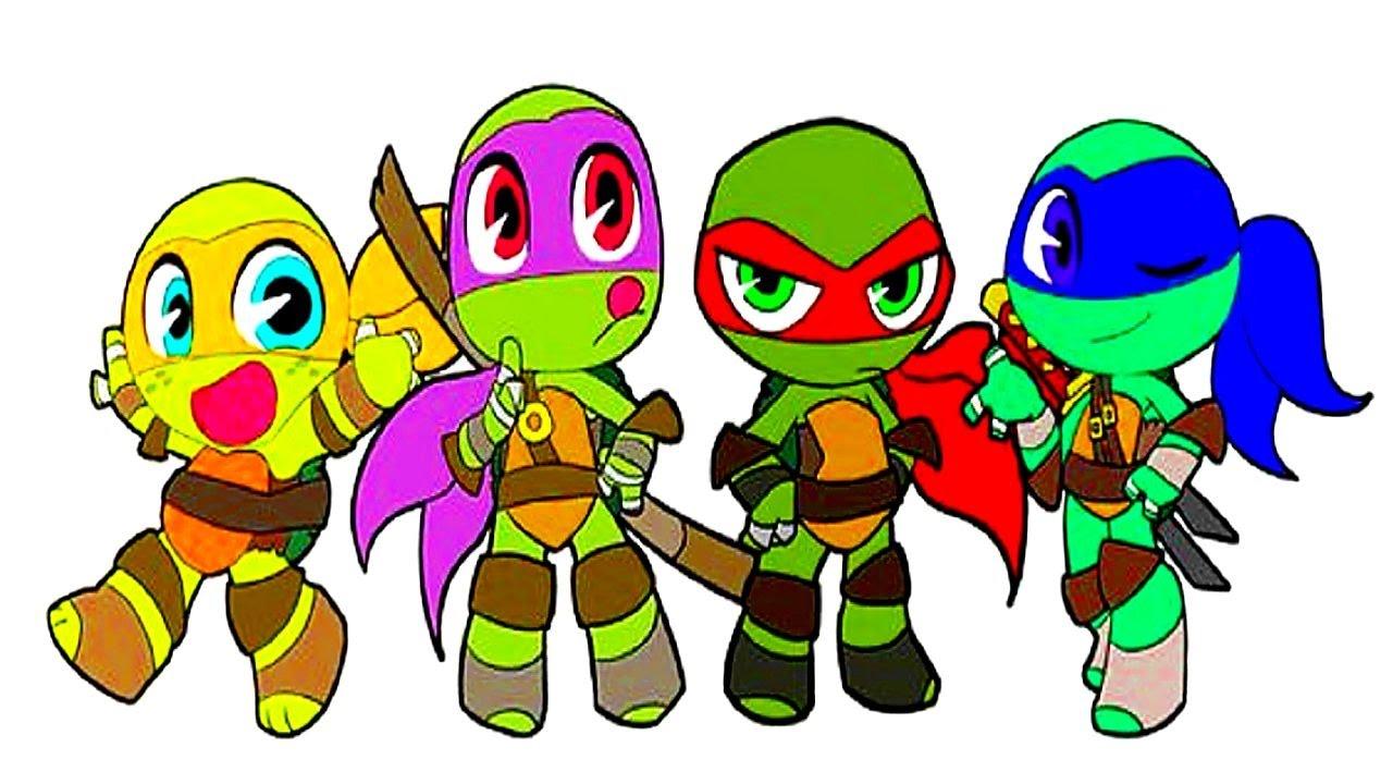Ninja Turtles clipart cartoon TMNT  TMNT 2017 2017