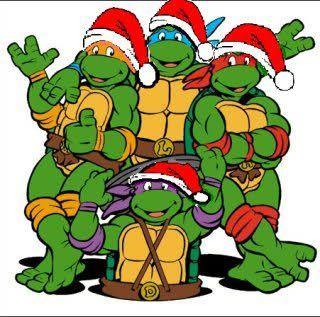 Ninja Turtles clipart christmas Ninja this best Teenage on
