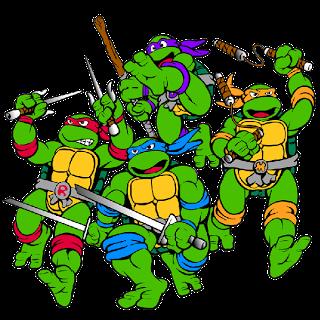 Ninja Turtles clipart classic Mutant Teenage Clip Art Turtles