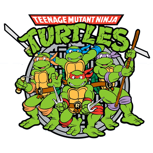 Ninja Turtles clipart classic Classic Teenage Collection  Turtles