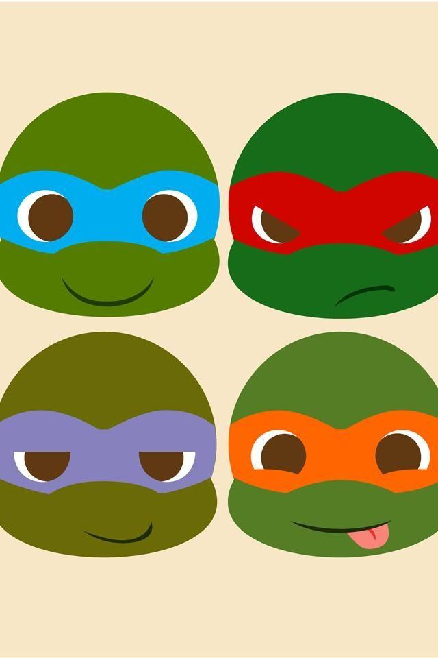 Turtle clipart one  Ninja of Teenage Turtles