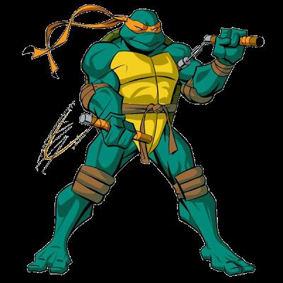 Ninja Turtles clipart michelangelo Art Teenage Turtle Ninja Ninja