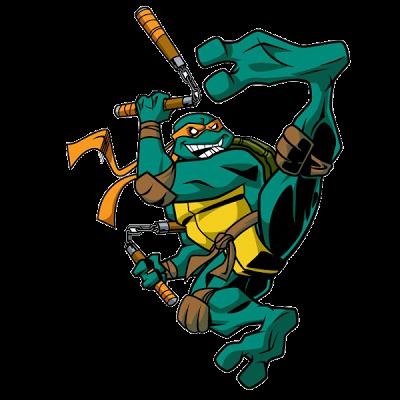 Ninja Turtles clipart michelangelo Art Turtle Turtles Ninja Ninja
