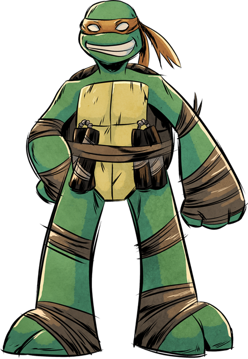 Ninja Turtles clipart mikey By Mikey TMNT TMNT Pinterest