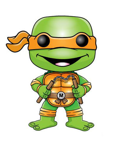 Ninja Turtles clipart mikey Noelfisherfans Page MikeyPOPbox MikeyPOP 11