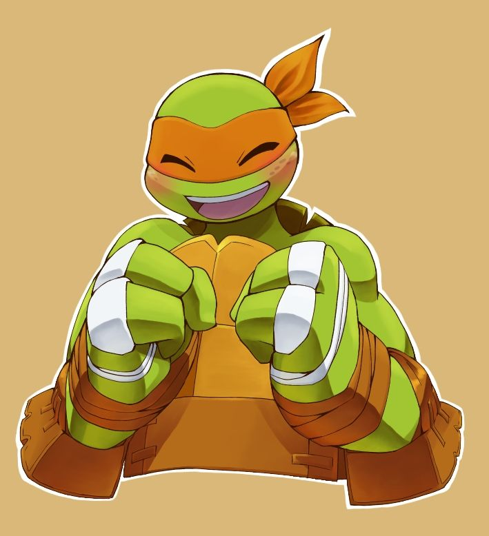 Ninja Turtles clipart mikey 87 Pin Connor's this about