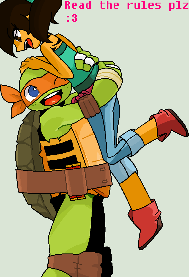 Ninja Turtles clipart mikey King by Hanna From King