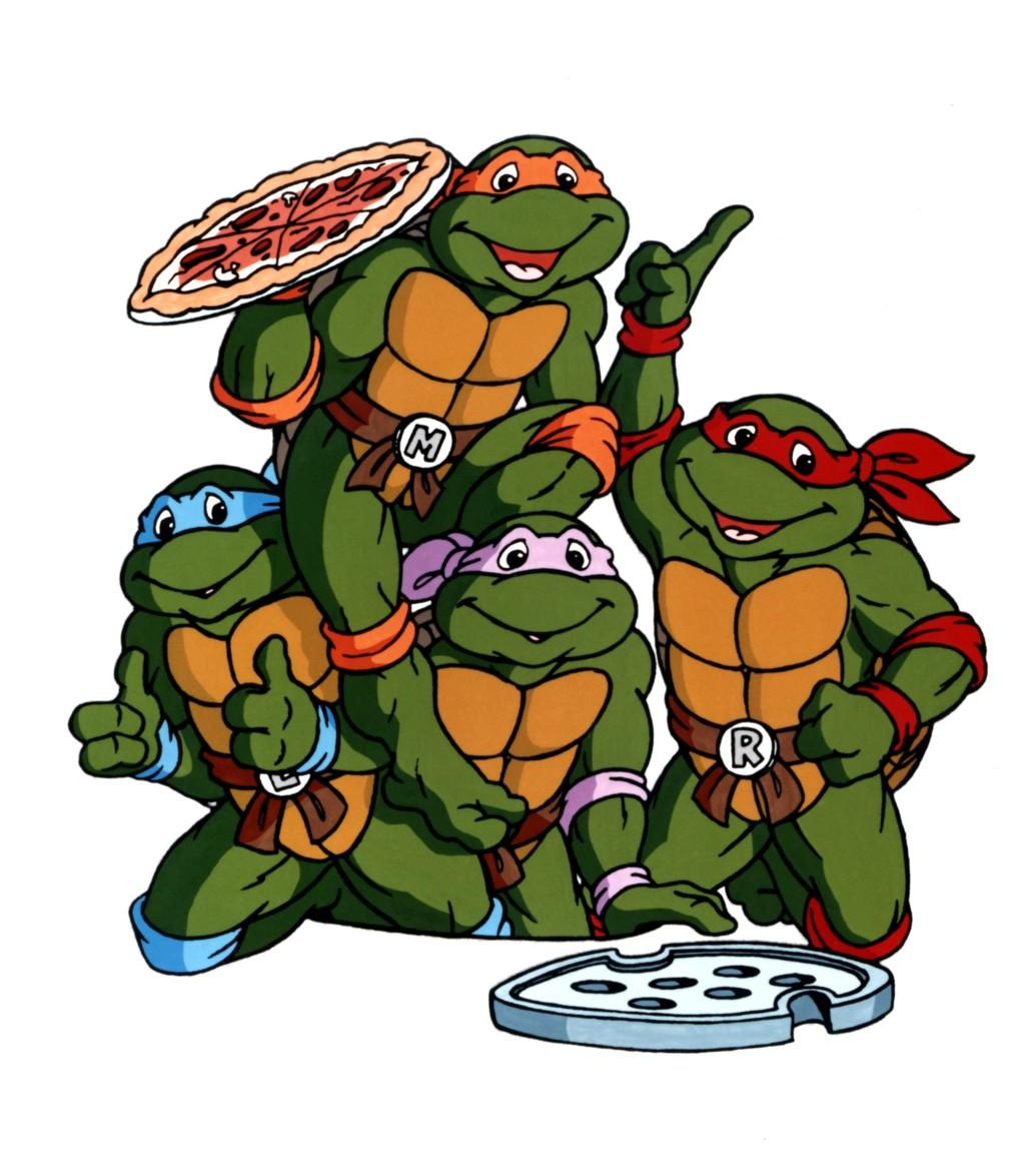 Ninja Turtles clipart old school Ninja TEENAGE The MUTANT Mutant