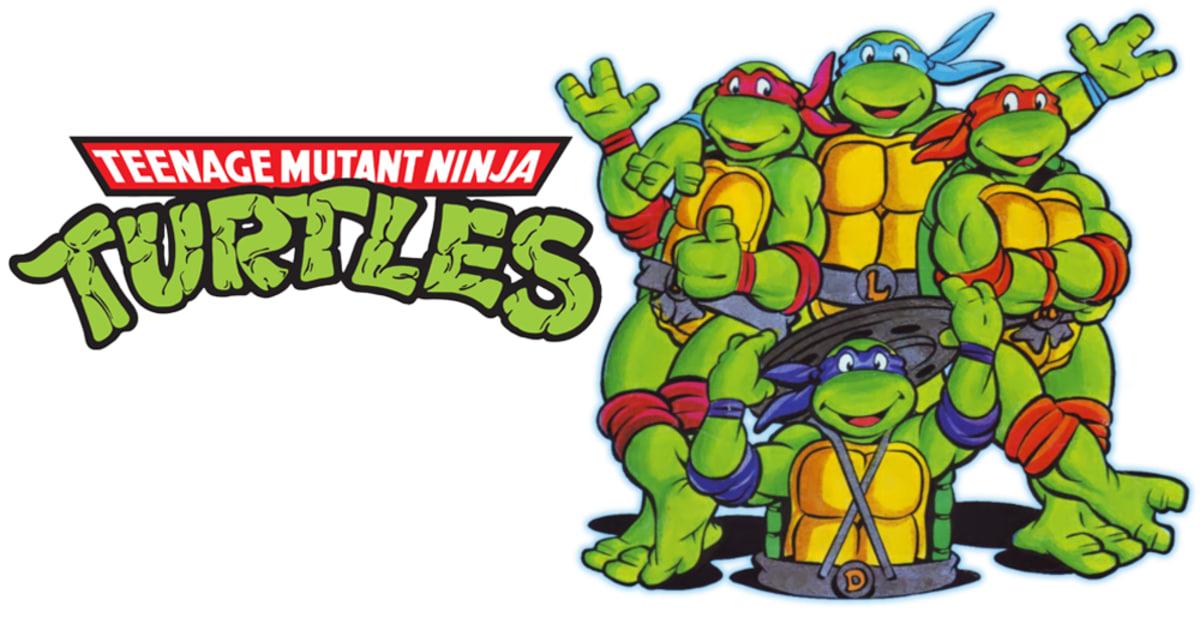 Ninja Turtles clipart old school Cinematic The their teenage own