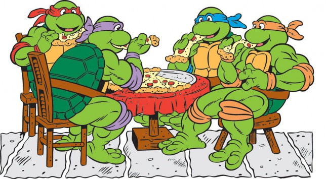 Ninja Turtles clipart old school Off Dude Turtles Dude Mutant