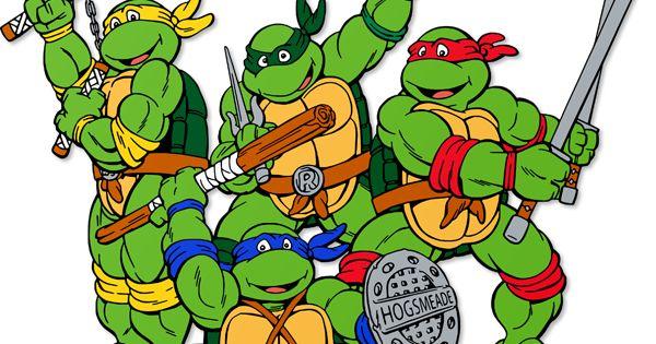 Ninja Turtles clipart old school I Turtle School Ninjas All