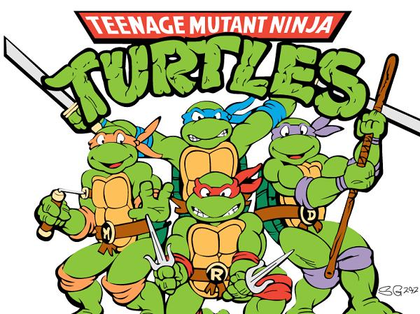 Ninja Turtles clipart old school Tmnt Going Nostalgia Old Konami