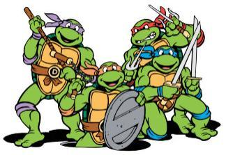 Ninja Turtles clipart original Vine Mutant Images Members Teenage