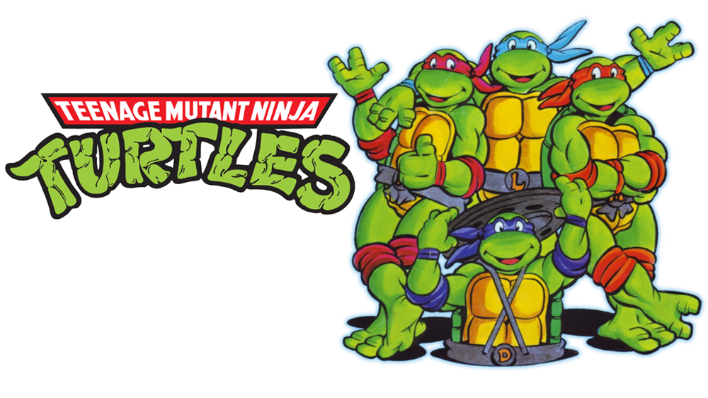 Ninja Turtles clipart original Half A The The Shell
