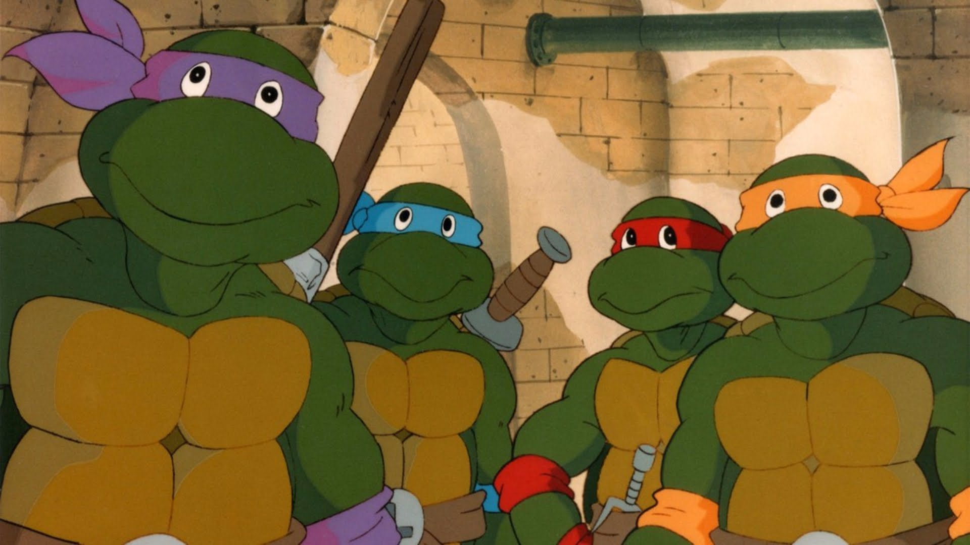 Ninja Turtles clipart original Series Original Kids Kids Intro