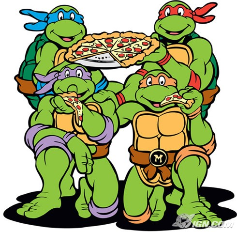 Ninja Turtles clipart original Pinterest  Ninja Teenage sin