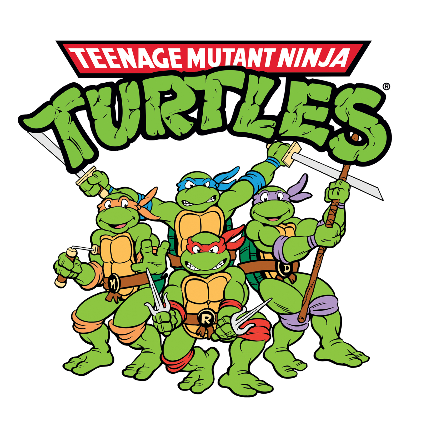 Ninja Turtles clipart original · 7
