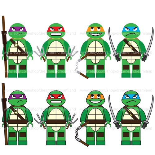 Ninja Turtles clipart printable Clip Turtle Clipartion Ninja Printable