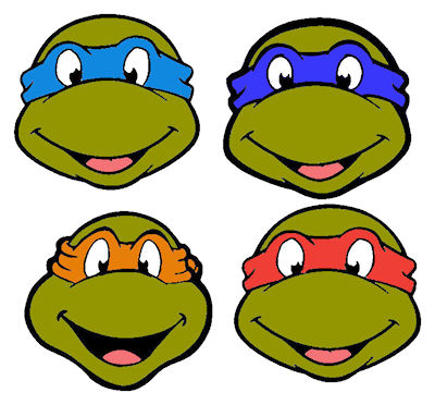 Ninja Turtles clipart printable ClipArt Teenage ClipArt Mutant Crossing: