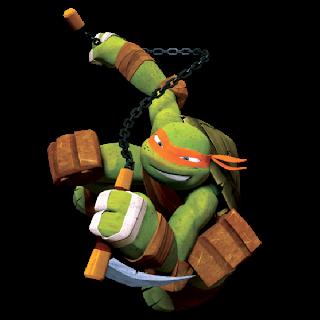 Turtle clipart michelangelo Mutant Pictures Teenage Cartoon Turtles