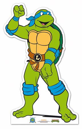 Ninja Turtles clipart tennage To  template leonardo template