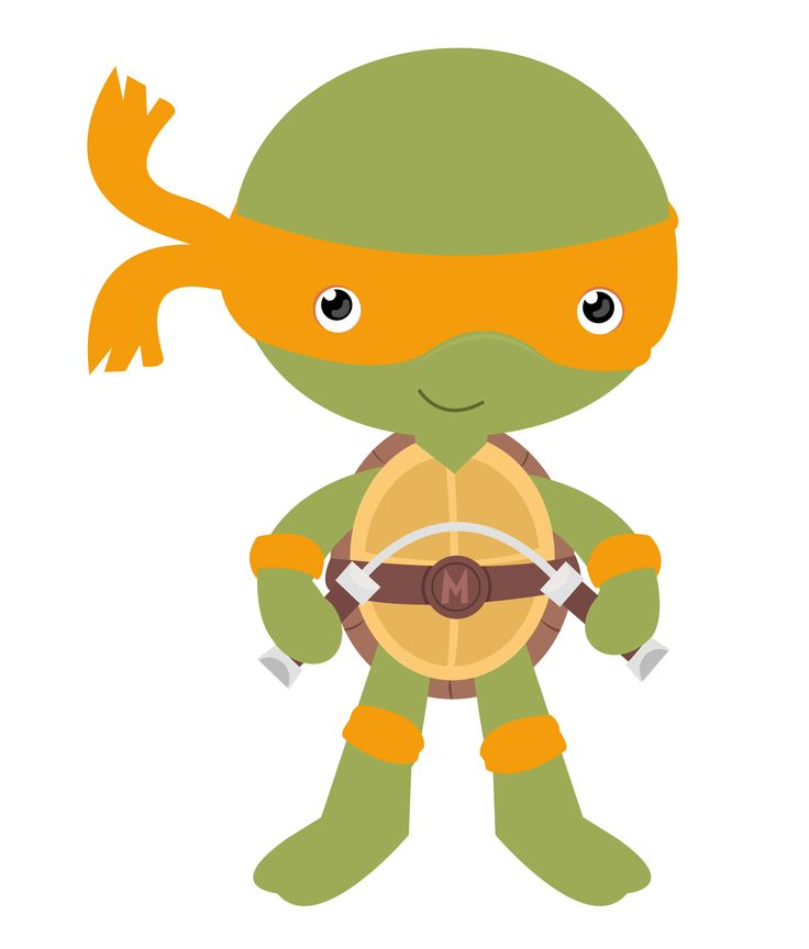 Ninja Turtles clipart yellow Turtle Pinterest about ninjas 152