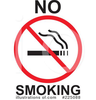 No Smoking clipart Illustration #225088 Clipart Illustration Free