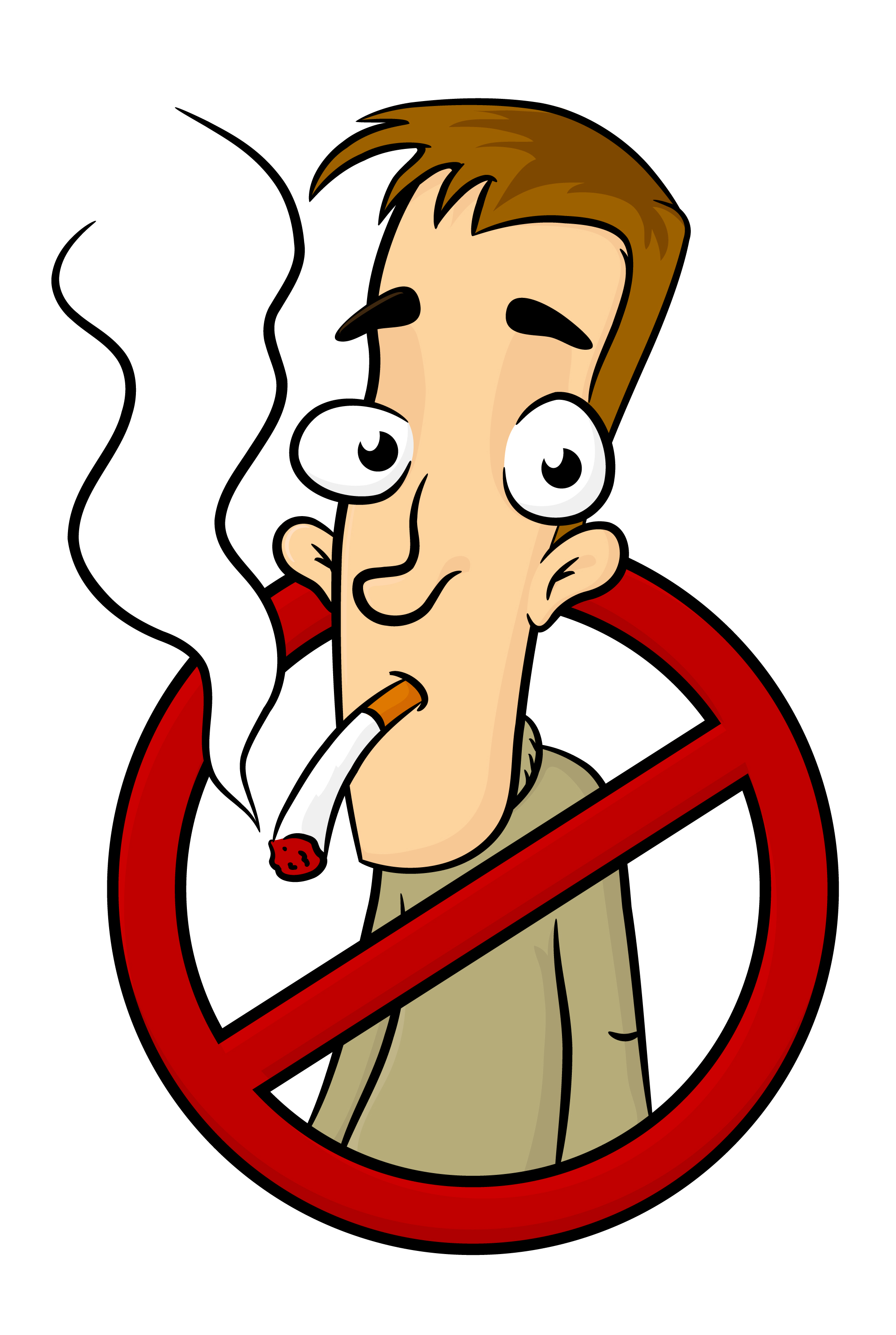 Smoking clipart exhaust smoke Clip Free Clip SMOKING Clipart