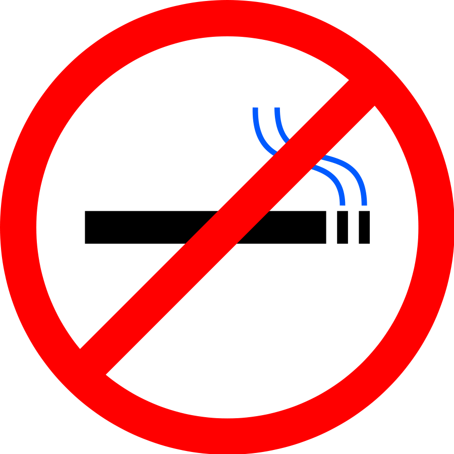 Smoking clipart blue smoke No Smoking clipart kid Clip