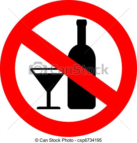 No Smoking clipart alcohol Alcohol Vector Vector Clipart alcohol