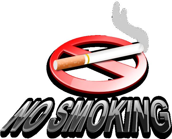 No Smoking clipart animated Image vector (3d) at as: