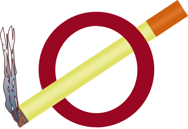 No Smoking clipart animated Image clip Clip Clker as: