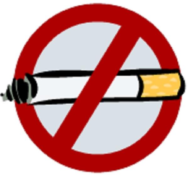 No Smoking clipart anti smoking 3 art vector clip at